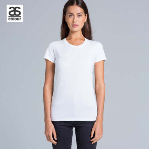 Ladies wafer thin tee